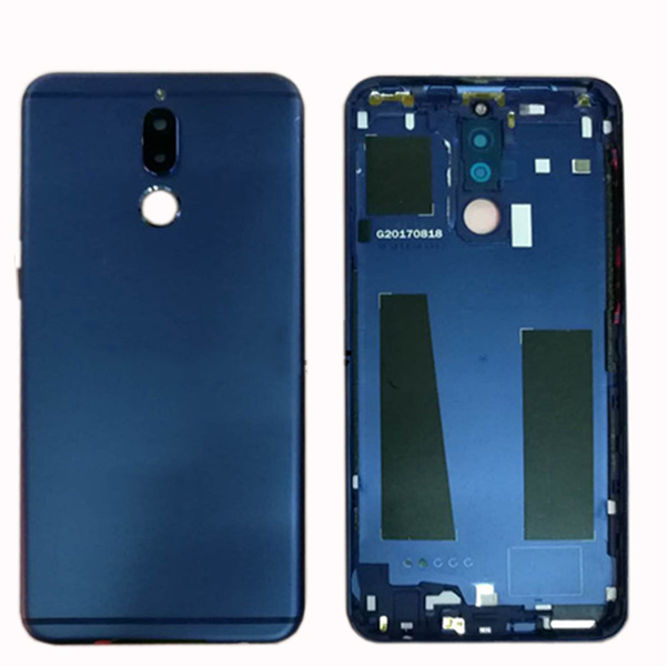 on sale 77554 f621f US $22.5 |Metal Replacement Parts For Huawei Nova 2i RNE L22 RNE L02 /  Honor 9i Back Battery Cover Door Housing back Case-in Mobile Phone Housings  ...