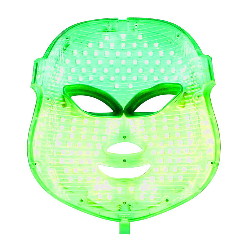 7 Colors LED Photon Face Skin Rejuvenation Anti-Aging Whitening Facial Mask zhongke 25ml pcs 5pcs box gmp ganoderma lucidum repair skin remove melanin whitening anti oxidant anti aging natural facial mask