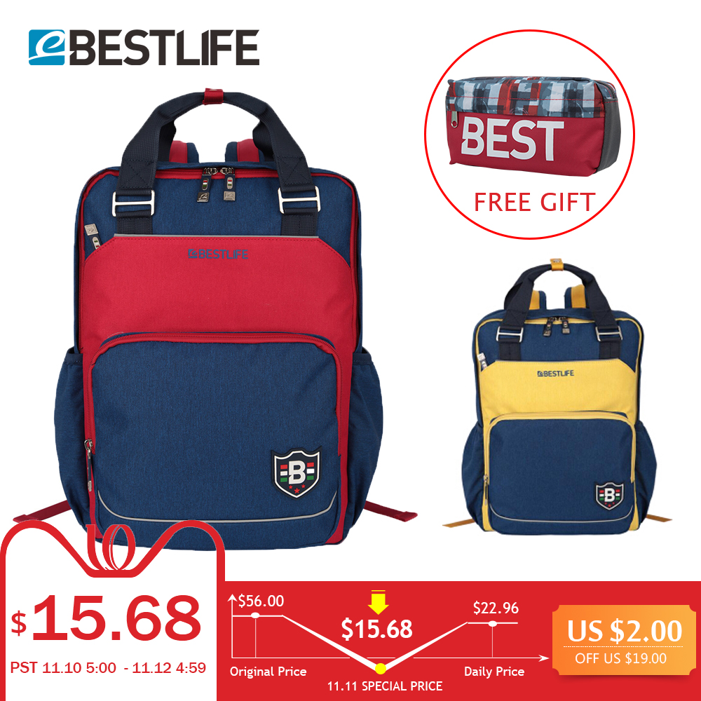 BESTLIFE School Backpacks For Teenagers Girls Travel Laptop Rucksack Backpack Comfortable Kanken Luggage Bags For Women Mochila day night embroidery backpacks 2017 fashion women canvas school bags for teenagers girls laptop backpack travel bag rucksack