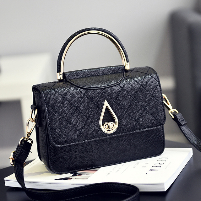 Women S Handbag Luxury Pu Leather Clutch Bag Las Handbags Brand Messenger Bags Sac A Main
