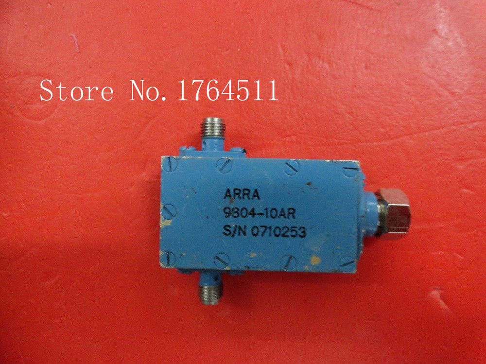 [BELLA] ARRA 9804-10AR 12-18GHZ Hand Adjustable Continuation Adjustable Attenuator 10dB