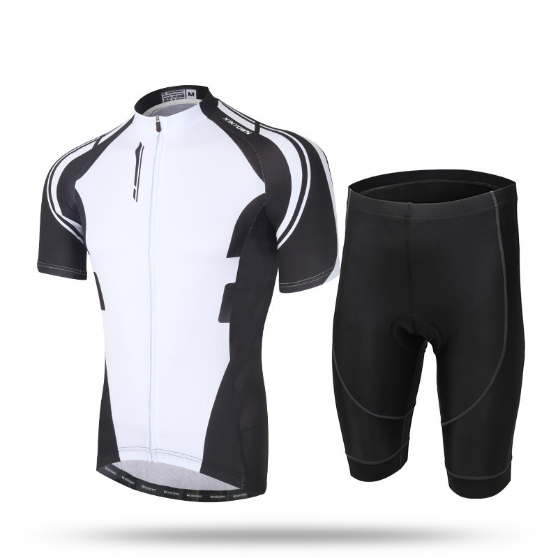 цена на XINTOWN Quick Dry Cycling Jersey GEL Pad Brand Orbea Pro Team Short Sleeve Cycling Jersey Maillot Ropa Ciclismo Cycling Clothing
