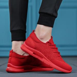 Image 5 - Sooneeya mężczyźni trampki mężczyźni Vulcanize buty marki mężczyźni buty człowiek Mesh mieszkania rozmiar 48 Oxford mokasyny oddychająca wiosna dorosłych trener