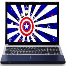 8G ram 120G SSD 15,6 дюймов 1920*1080 P Intel Core i7 cpu HD graphics игровой ноутбук с системой Windows 7 ноутбук с DVD-RW для офиса дома