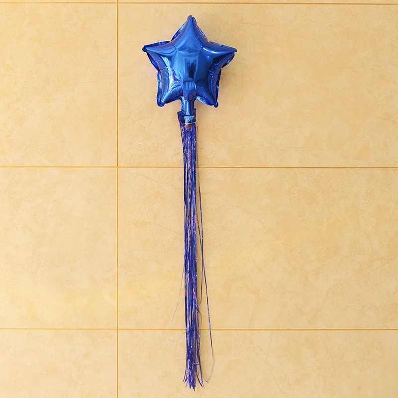 Decoración de Ramadan globo lluvia seda cepillado Paquete de globos boda lugar de boda fiesta vestido suministros de decoración