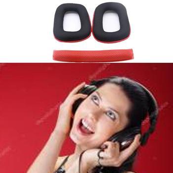 Ear pad head pad for Logitech G930 headphone earphones earphones headgear Sponge earmuffs Soft Foam Sponge sleeve JZF-196
