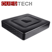 OUERTECH 5 in 1 AHD CVI TVI IP CVBS 4CH CCTV MINI DVR 1080N 2 SATA HDD Port ONVIF Surveillance Digital Video Recorde DVR