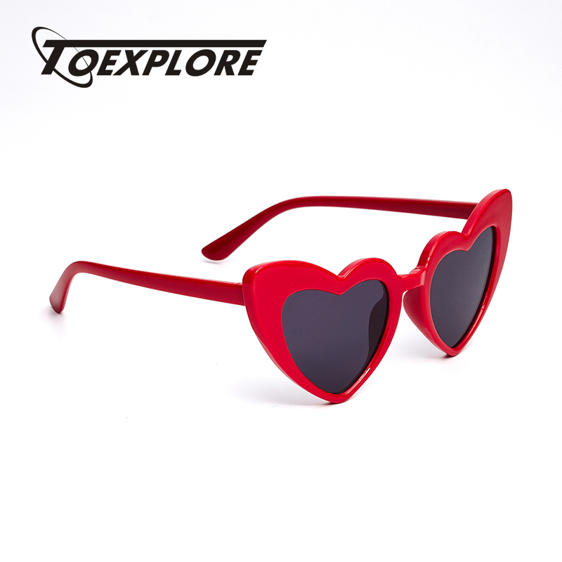 TOEXPLORE Cat Eye Children Sunglasses Brand Design Eyewear Niños - Accesorios para la ropa