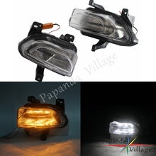 цена на Papanda Replacement Depo Driver Side Parking Turn Signal Light Assembly for Jeep Renegade Limited Sport