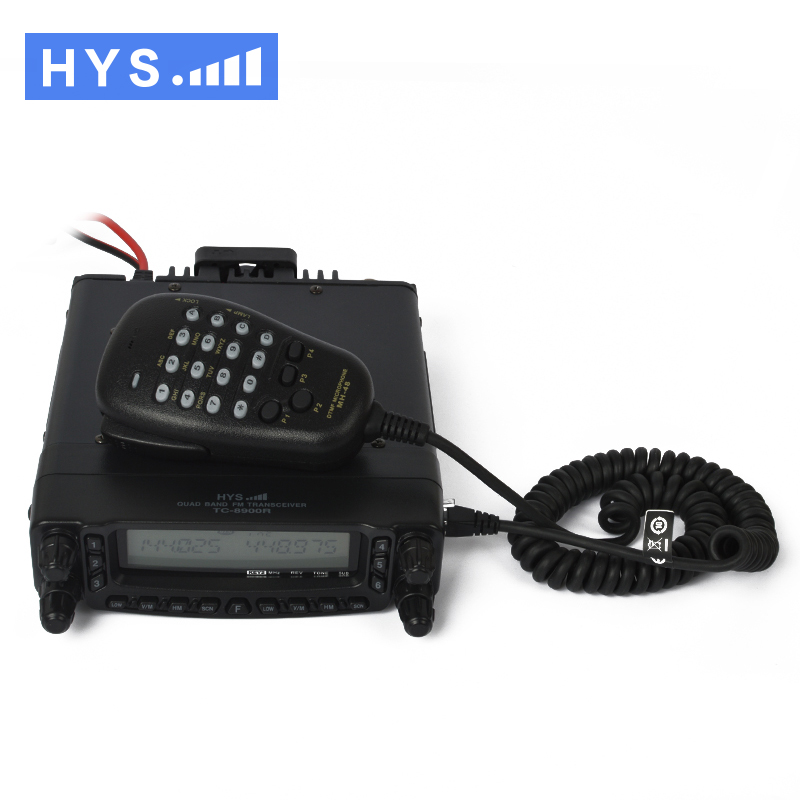 TC 8900R 2015 New products High Power 50W HF UHF VHF 10M 6M 2M 70CM quad