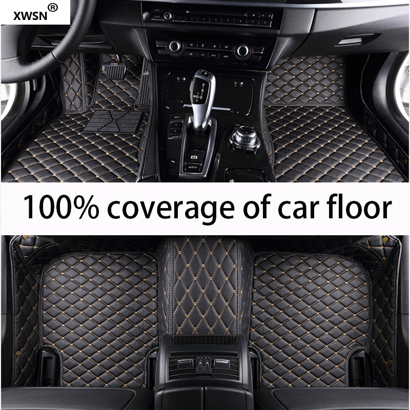 custom car floor mats for geely atlas emgrand ec7 X7 FE1 Emgrand car accessories floor mats for cars in Floor Mats from Automobiles Motorcycles