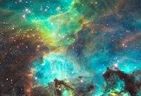 Теплые Tour 50x80 Одеяло Комфорт Тонкий Мягкий Кондиционер звездное скопление магелланово Gloss пространство