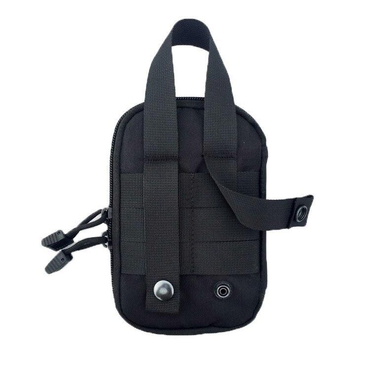 Mäns resebälte Pocket Organizer EDC MOLLE Militära Waist Packs - Bälten väskor - Foto 5