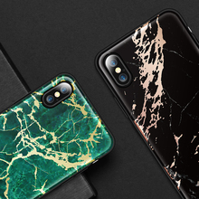 Marble Phone Case For iPhone X 7 6 6s 7 Plus