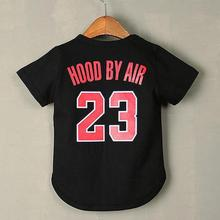 3-7 ages Summer Boys Clothes Kids Short Sleeve Air Man T Shirt For Boy Active Style Cotton Casual Tee Shirts Roupa Infantil