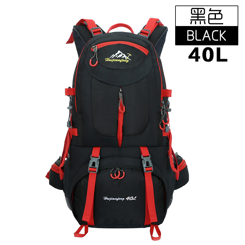 Sac d'alpinisme sac de randonnée de grande capacité en plein air sac à dos de sport