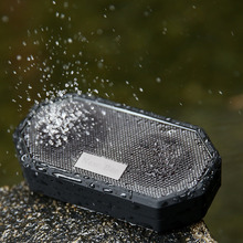 New Bee Waterproof Outdoor Wireless Bluetooth Speaker Mini Subwoofer Shower Portable speakers Hands-free Mic for Phone Computer