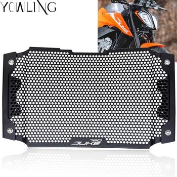 Protezione Serbatoio Moto   2019 Nuovi Telai Di Moto Radiatore Guard Grill Copertura Radiatore Dell'olio Lunetta Protector Griglia Serbatoio Di Acqua Per KTM 790 Duke 790 2018