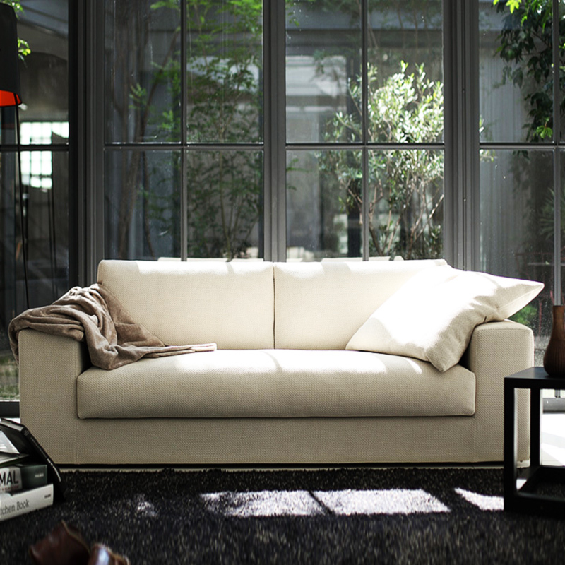Луи Мода отель диван современный диван два места диван моющийся диван