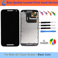 LL TRADER 100% Gurantee Test Quality AAA Replacement For Motorola MOTO G3 LCD Display Touch Screen Digitizer Assembly Free Tools