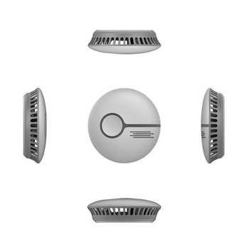 Standalone Smart life TUYA APP Fire alarm WIFI smoke detector Home security use wireless cigarette smoke alarm sensor