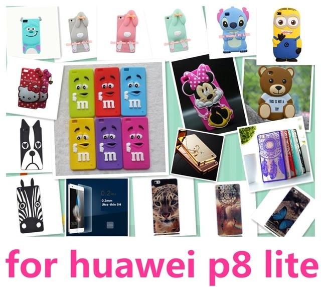 coque huawei p8 lite 2016 stitch