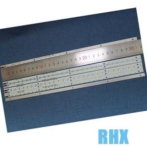 Image 3 - 2 جزء/الوحدة ل skyworth 50E550E LCD LED الخلفية V500H1 LS5 TLEM4 V500H1 LS5 TREM4 4A D078707 4A D078708 28LED 315 مللي متر اليسار + الحق