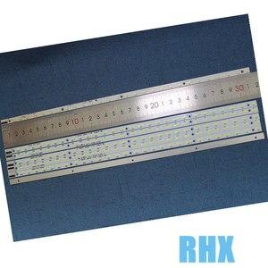 Image 3 - 2 sztuk/partia dla skyworth 50E550E LCD podświetlenie LED V500H1 LS5 TLEM4 V500H1 LS5 TREM4 4A D078707 4A D078708 28LED 315 MM lewy + prawy