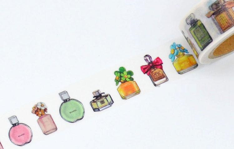 ᑐ1 rollo = 20mm x 7 m alta calidad Perfume patrón japonés Washi ...