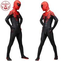 Adult Spiderman Costume Ultimate Spider Man Marvel Jumpsuit Halloween Cosplay Spider Men Body Suit Halloween Clothing