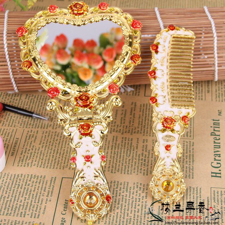 European Style Castle Shuzhuangjing Gift Gift Beauty