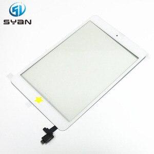 Сенсорное стекло для ipad mini 1, сенсорный ЖК-экран 7,9 дюйма, сменная панель дигитайзера, стекло A1432, A1454, A1455