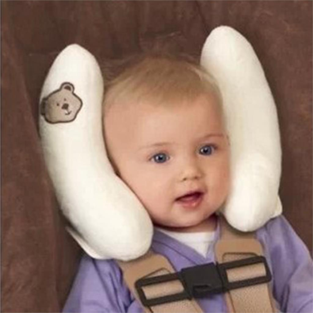 newest protection children car seat belts pillow protect kids head shoulder safety infant sleep pillow stroller