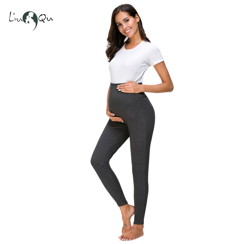 34aa6dce2d755 Detail Feedback Questions about Maternity Pants Skinny Leggings Super  Stretch Secret Fit Pregnant Belly Ankle Skinny Work Pant Pregnancy Pants  Premama on ...