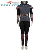 Avatar The Legend of Korra Amon Cosplay Costume Anime Cartoon Adult Halloween Carnival Costume Custom Made