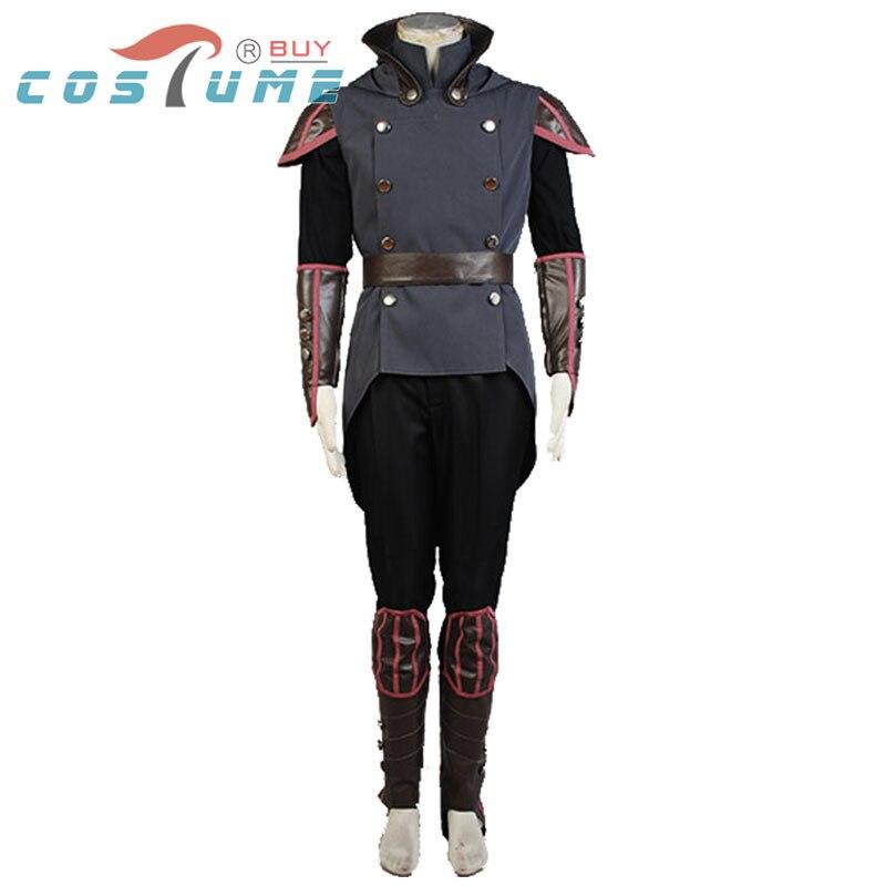 цена на Avatar The Legend of Korra Amon Cosplay Costume Anime Cartoon Adult Halloween Carnival Costume Custom Made