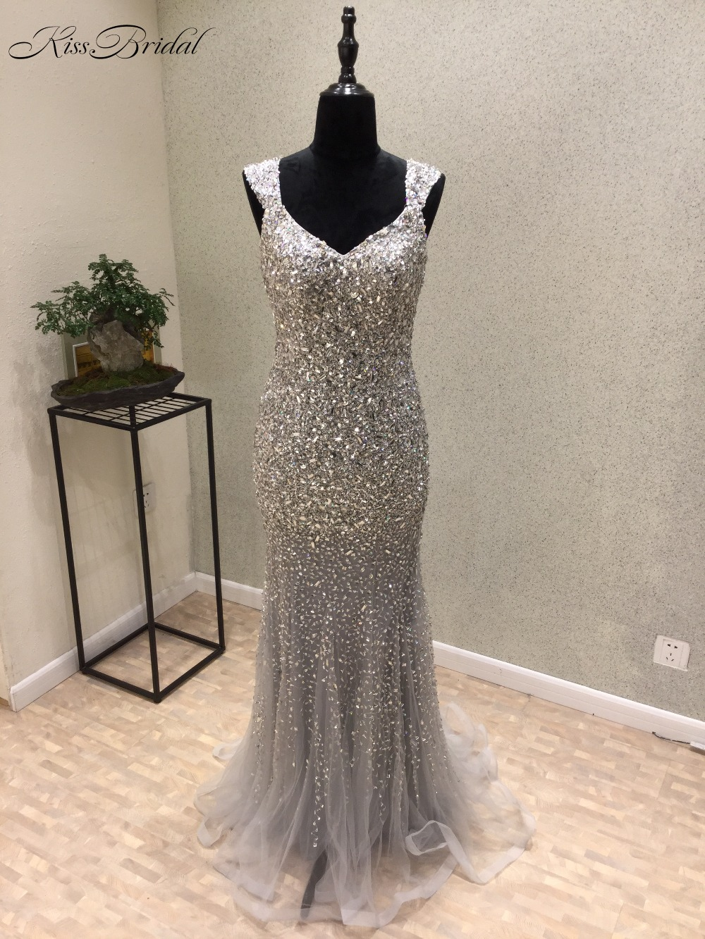 abiye gece elbisesi Luxury   Prom     Dresses   2018 Sweetheart Cap Sleeve Floor Length Beading Tulle Mermaid Party   Dress   Evening Gowns