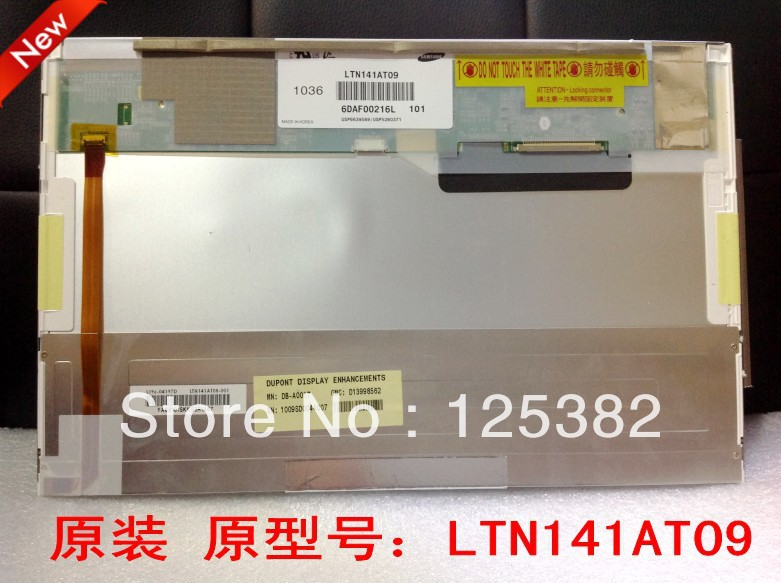ФОТО The spot original LTN141AT09  1280 * 800 internal display + touch screen