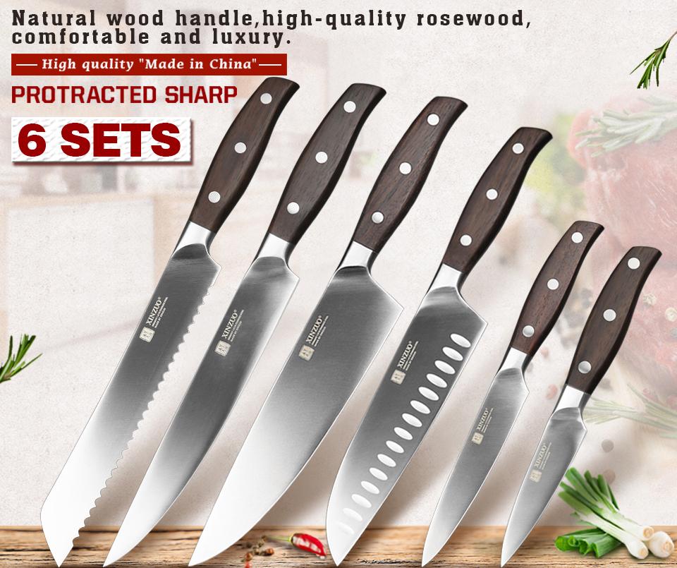HTB1sf8tSXXXXXcRXXXXq6xXFXXXS - XINZUO Kitchen Tools 6 PCs Kitchen Knife Set Utility Cleaver Chef Bread Knives Stainless Steel