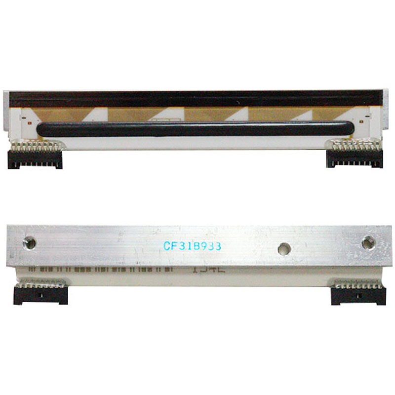 Original Printhead For Zebra KR403 305dpi Thermal Barcode Label Printer Spare Parts printhead roller belt for zebra zm400 203dpi new and compatible 79800m thermal barcode label printer parts