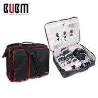 BUBM For HTC VIVE VR bag/case Travel Shoulder Case Backpack waterproof Video Game Console Controller portable storage bag