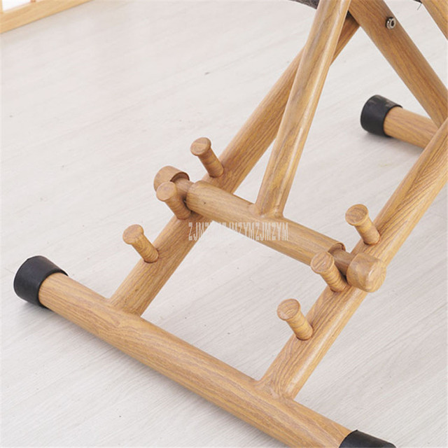 Ergonomic  Armless Chair 4