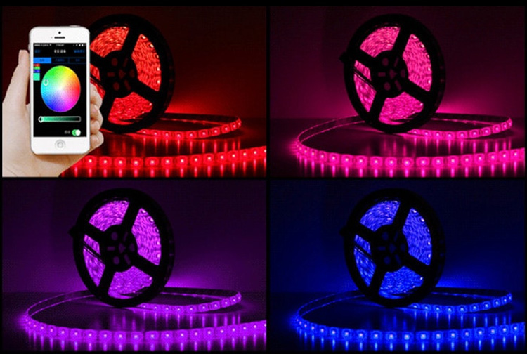 D' Água 60 RGBWW LEVOU Luz de