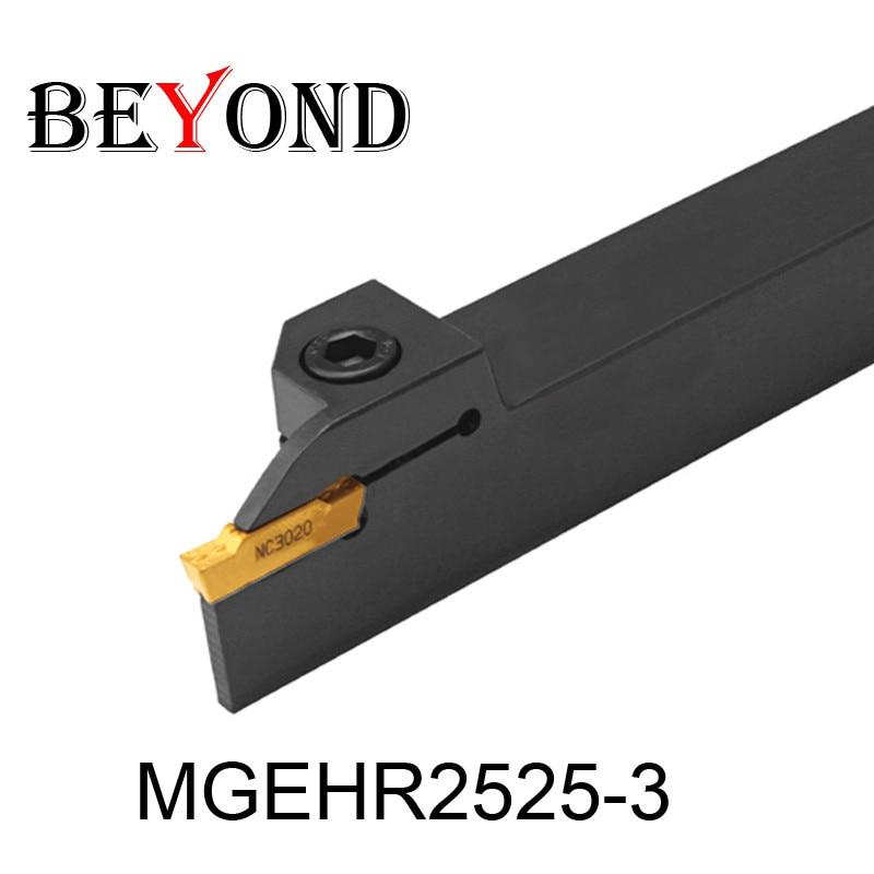 OYYU Prese di fabbrica MGEHR2525-3 Portautensili per tornitura esterna Lieve Bar noioso Macchina per taglio cnc Utensili da tornio MGEHR 25x25