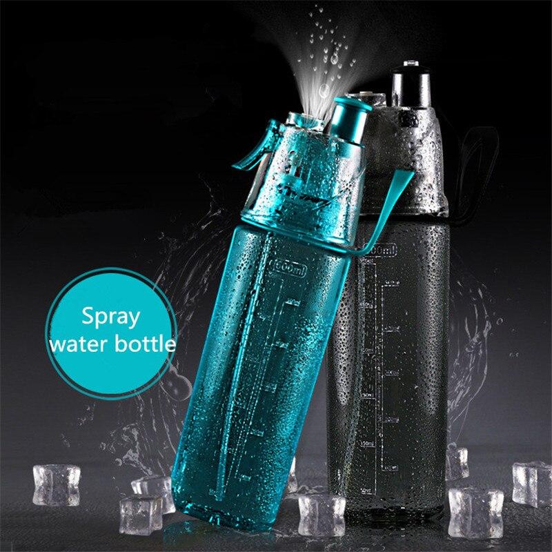 Creative Travel Outdoor Water Bottles Portable Dog Cat: New Creative Outdoor Travel Water Bottle Plastic Spray