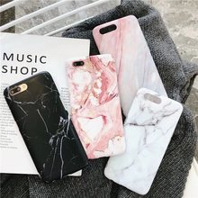 Luxury Marble Pattern Phone Case For iPhone XR 8 Plus Case For iPhone XS MAX 8 Plus Black Phone Accessories Coque X 7 Plus 6 6S звягинцев а ярмарка безумия