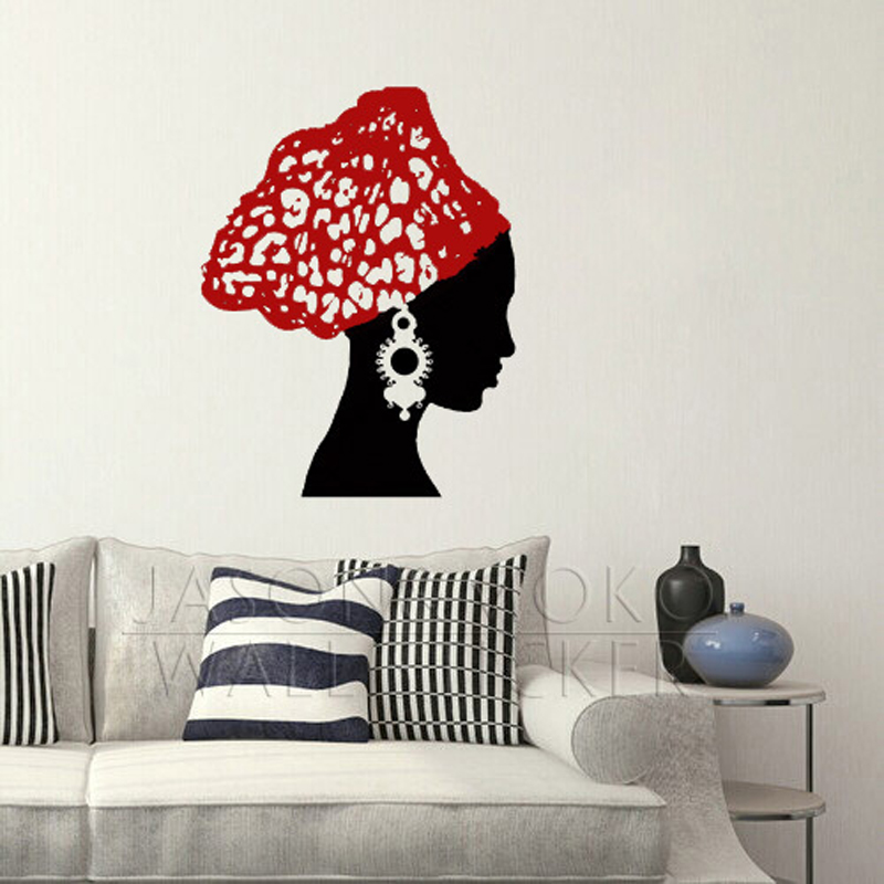 Buy fashionable african woman vintage for African wall decoration