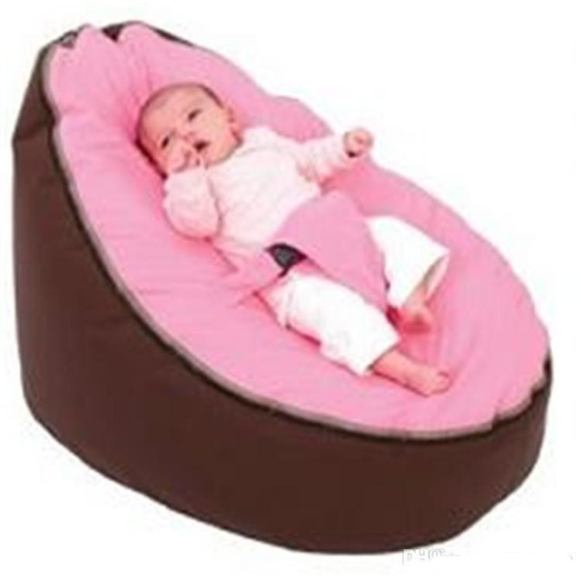 Promotion Baby Pouf Bean Bag Without Filling Seelping Chair