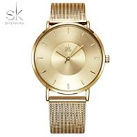 Luxury Brand Famous Fashion Black Women Watches High Quality Ultra Thin Quartz Watch Gold Elegant Dress