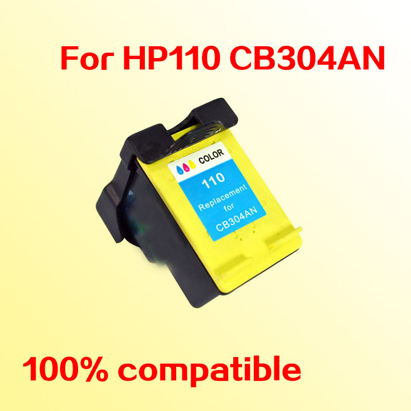 For hp110 ink cartridge compatible for hp 110 photosmart A310 A516 A526 A616 A626 A716 A617